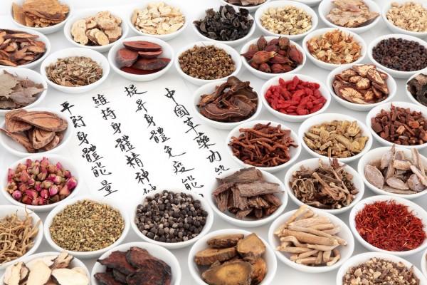 Chinesische Kräuter