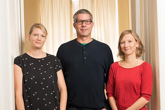 Teaim der Praxis Osteopathie & naturheilkunde Berlin
