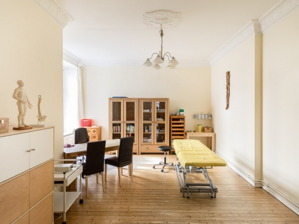 room for naturopathic treatment